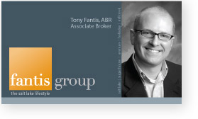 Tony Fantis, Salt Lake City, Utah Realtor®