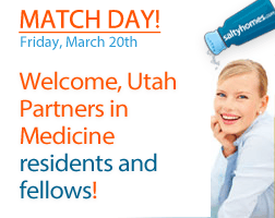 Utah Partners in Medicine - Match Day is March 17, 2017